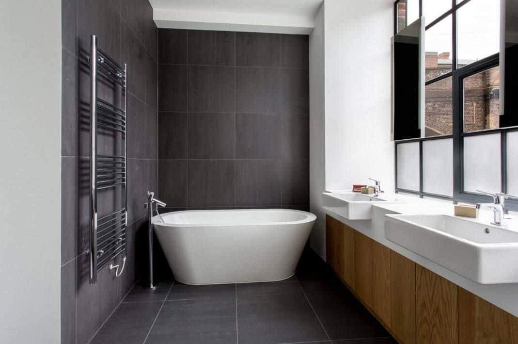 actual finishing materials and tile in bathroom design - Bathroom Tile Ideas Bathroom