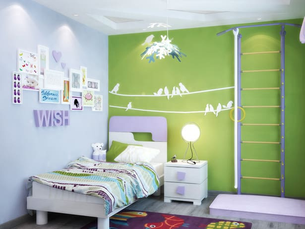 Kid's Room Design 2017