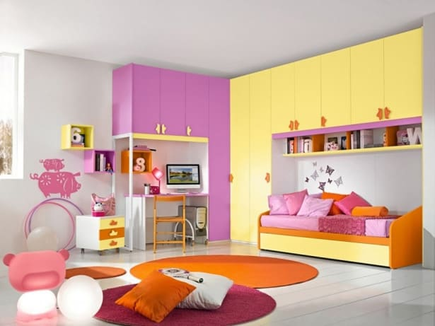 Kid s room design 2017 for Interior design bedroom ideas 2018