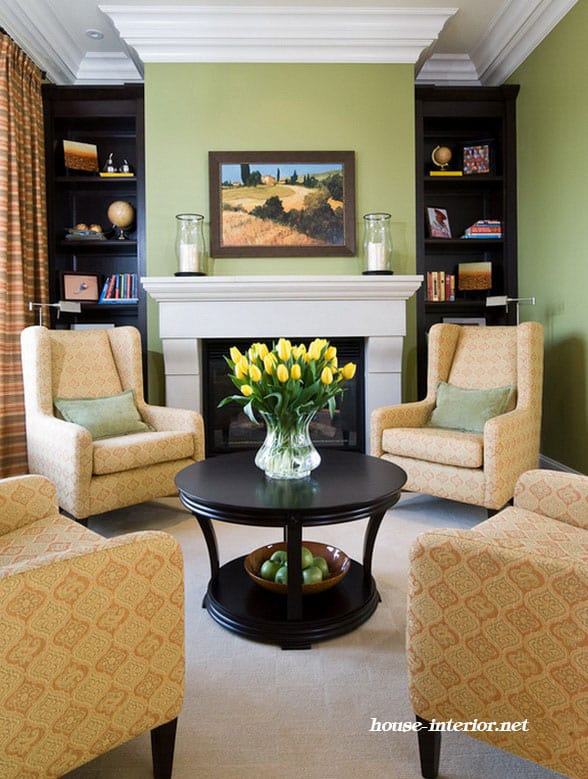 Small living room design ideas 2017 for Living room 2 color ideas