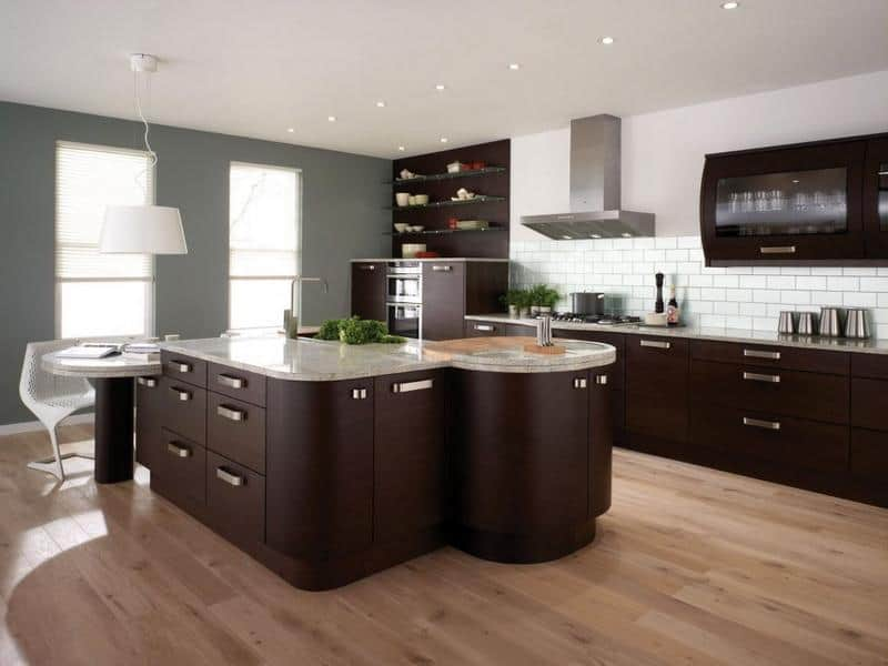 Modern Kitchen Design 2017