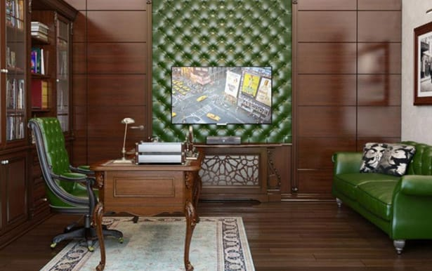 Home office decorating ideas home office design ideas 5 for Home design ideas 5
