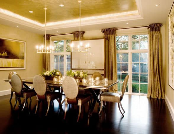 Dining room decor and dining room ideas 2017