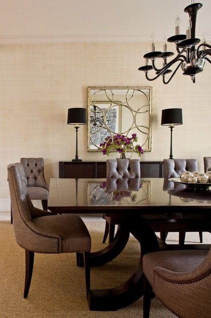 Dining room decor and ideas