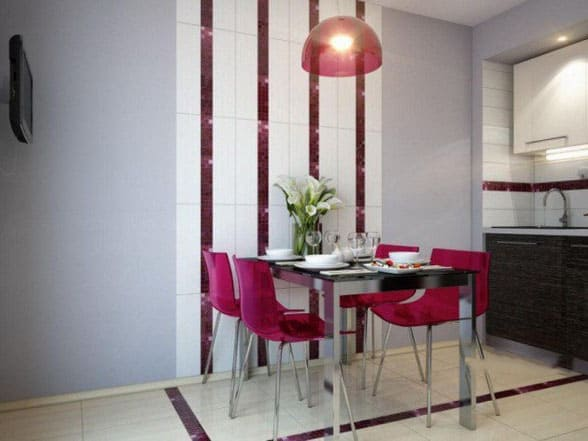 Dining-room-décor-and-dining-room-ideas-2017- Modern-dining-room-10