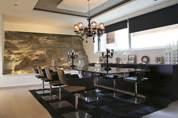 Dining-room-décor-and-dining-room-ideas-2017- Modern-dining-room-8