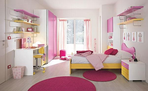 Bedroom Decoration For Girls
