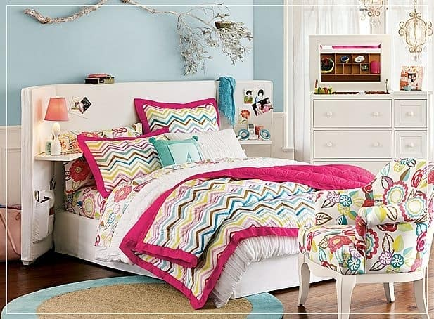 Girls-room-ideas-2017-girls-room-décor- kids-bedroom-décor-11