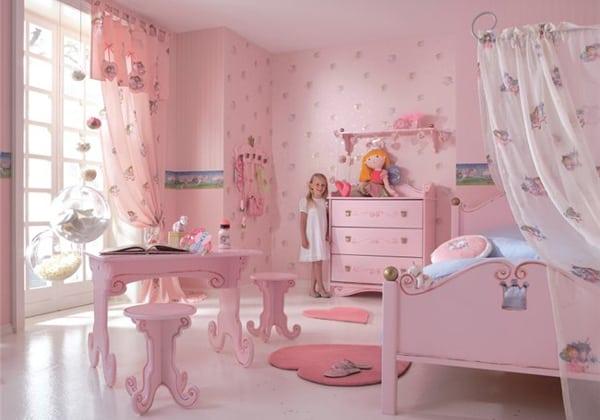 Girls-room-ideas-2017-girls-room-décor- kids-bedroom-décor-16