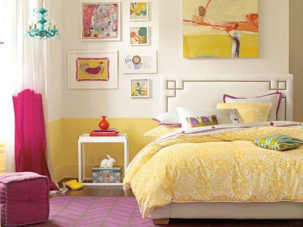 Girls-room-ideas-2017-girls-room-décor- kids-bedroom-décor-19