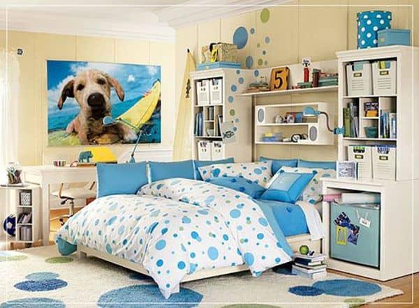 Girls-room-ideas-2017-girls-room-décor- kids-bedroom-décor-4