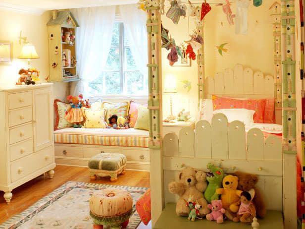 Girls-room-ideas-2017-girls-room-décor- kids-bedroom-décor-6