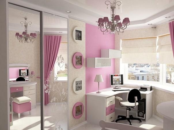 Girls-room-ideas-2017-girls-room-décor- kids-bedroom-décor-7