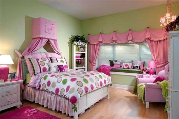 Girls-room-ideas-2017-girls-room-décor- kids-bedroom-décor-8