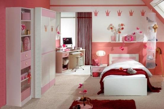 Girls-room-ideas-2017-girls-room-décor- kids-bedroom-décor-9