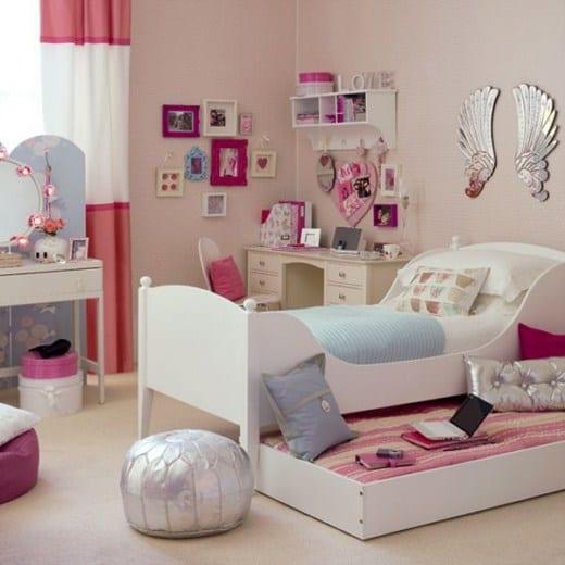 Girls-room-ideas-2017-girls-room-décor- kids-bedroom-décor