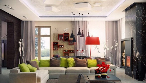 Living room ideas and living room designs 2017 Contemporary living room designs 2017