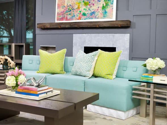 Living Room Decor 2017