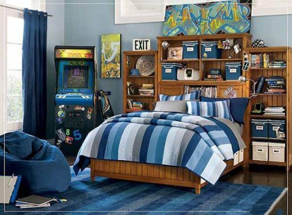 New-teen-bedroom-ideas- teen-boys-room-décor-11