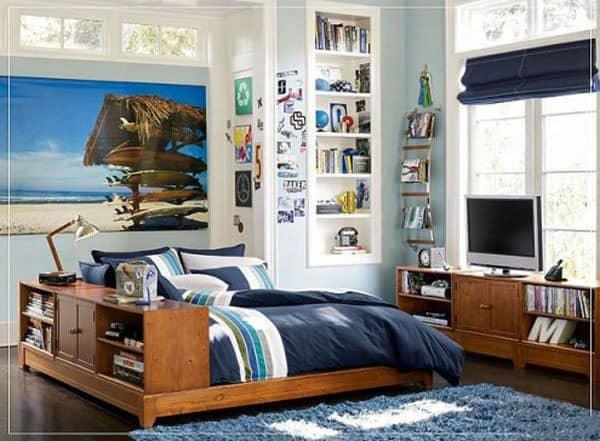 New-teen-bedroom-ideas- teen-boys-room-décor-2