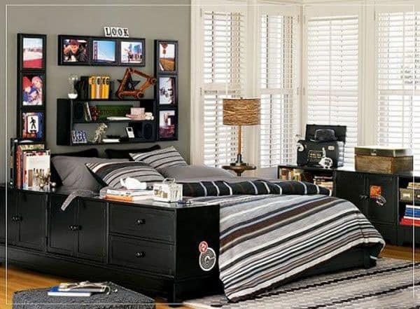 New-teen-bedroom-ideas- teen-boys-room-décor-7