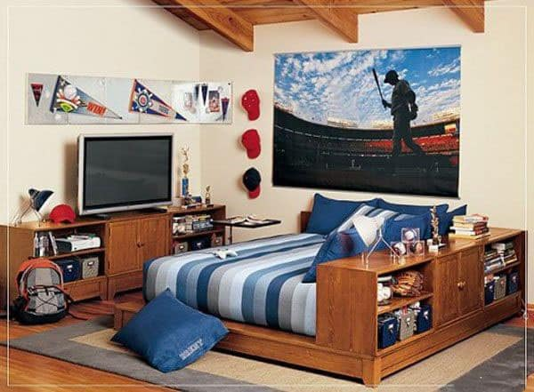 New-teen-bedroom-ideas- teen-boys-room-décor-9