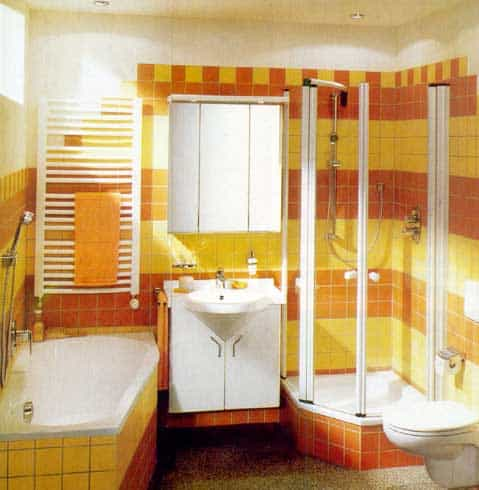 Plumbing-fixtures-and-sanitary-ware-in-small-bathroom-2