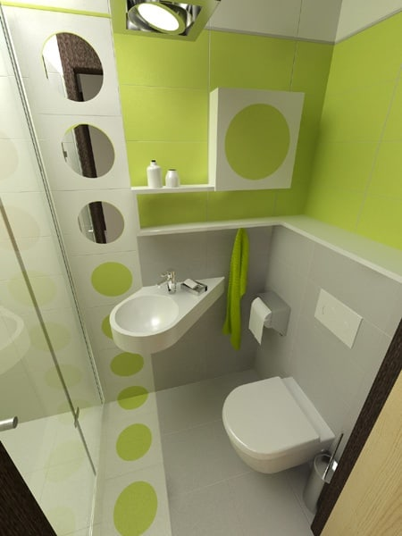 Plumbing-fixtures-and-sanitary-ware-in-small-bathroom