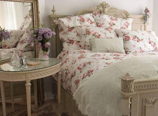 Shabby chic bedroom for What does shabby mean