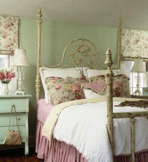 Shabby-chic-bedroom- shabby-chic-home-décor- shabby-chic-bedroom-ideas-9