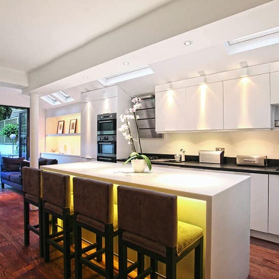 Kitchen lighting ideas and modern kitchen lighting Modern kitchen pendant lighting ideas