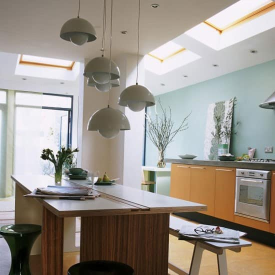 Kitchen Lighting Options: Kitchen Lighting Ideas And Modern Kitchen Lighting