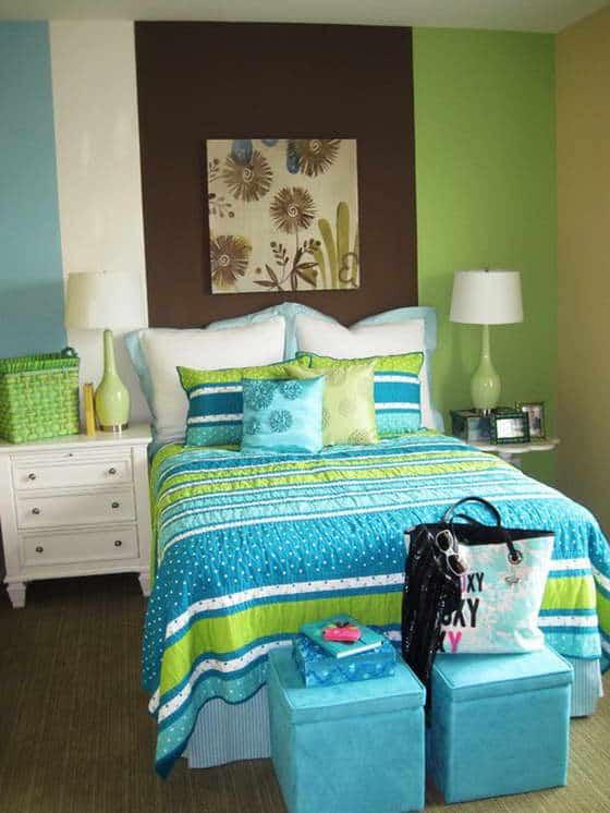 Small Bedroom Design For Teenage Room: Teenage Girl Bedroom Ideas (31 Girl Bedroom Photo