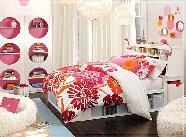 Teenage Girl Bedroom Ideas (31 Girl Bedroom Photo