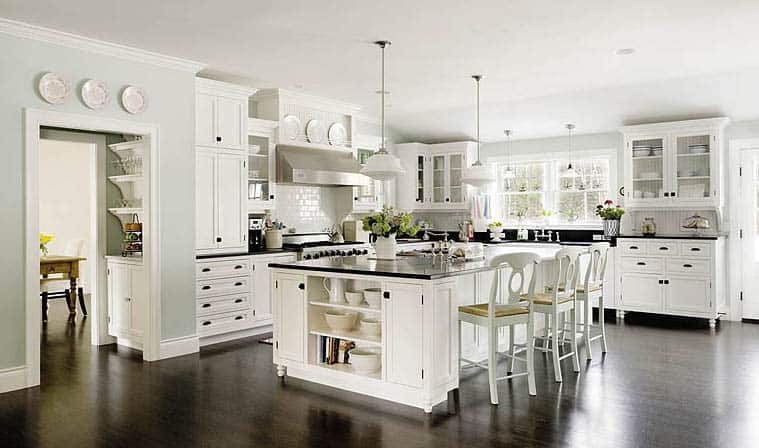 White kitchen ideas for White on white kitchen ideas