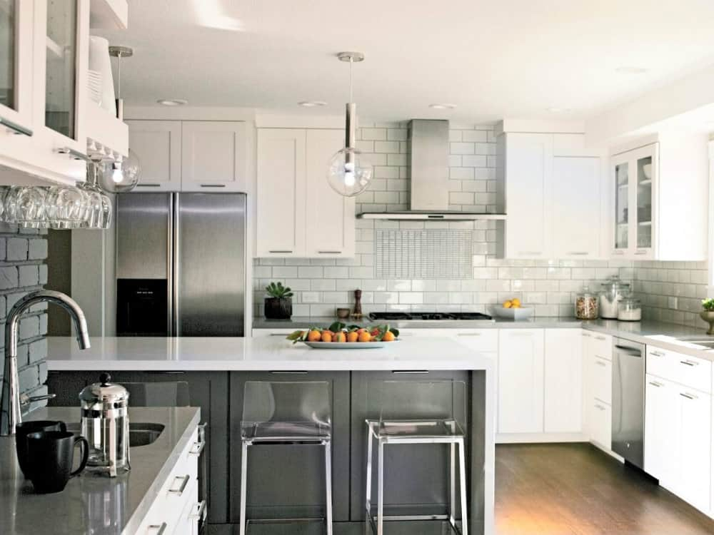 White Kitchen Ideas House Interior