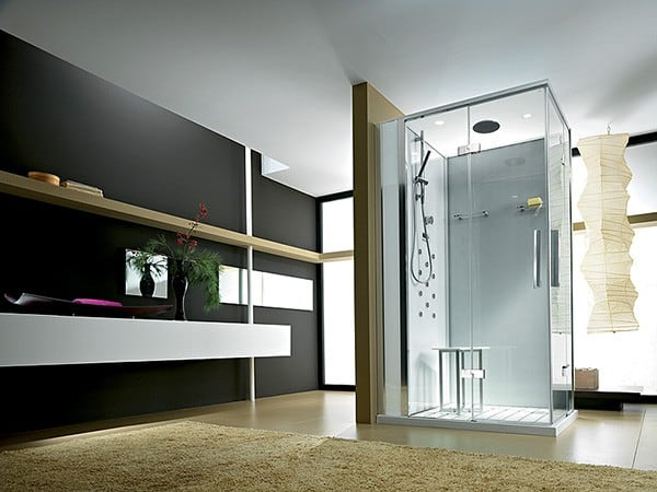 Bathroom decorating ideas high tech bathroom for Bathroom designs 6 x 10