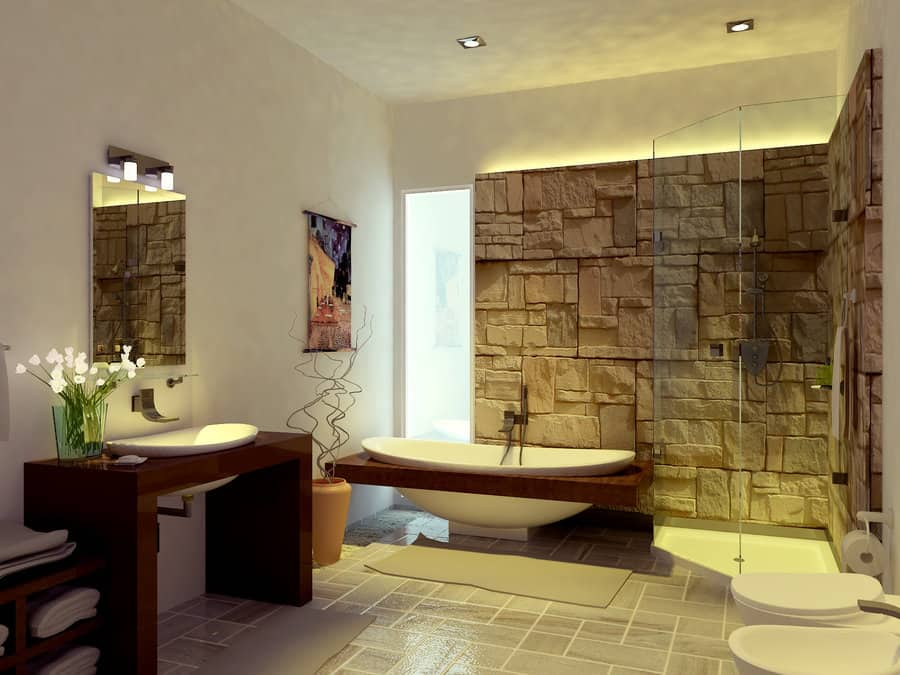 Bathroom design ideas japanese style bathroom house for Asian style bathroom designs