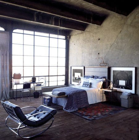 Bedroom Interior Design Loft Bedroom