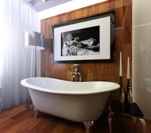 28 brown bathroom ideas 18 brown bathroom ide