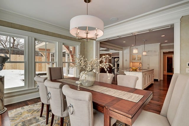 Dining Room Ideas In Private House Beautiful Dining