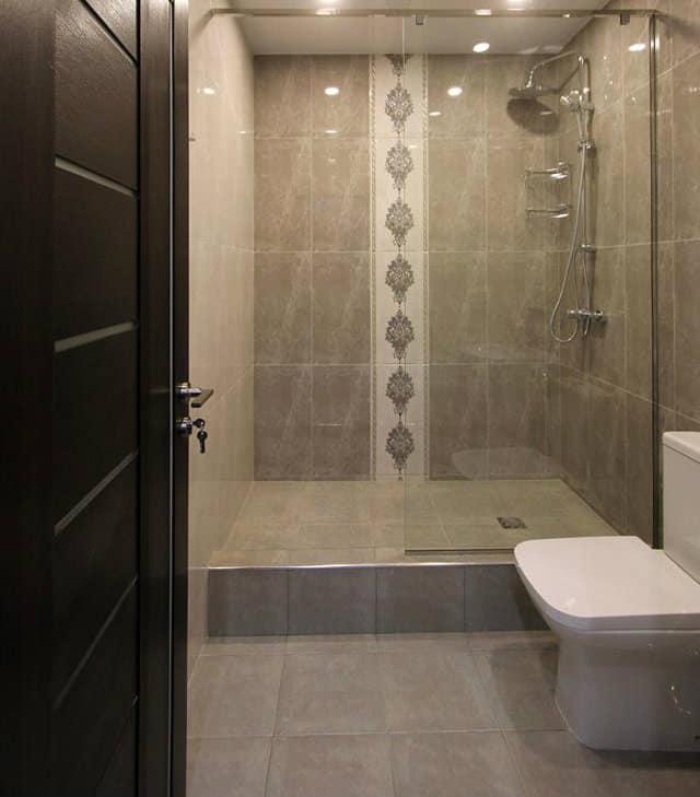 Japanese style bathroom
