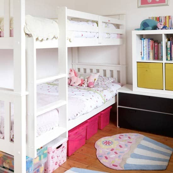 Kids room decor small room for kids for Bedroom ideas small space