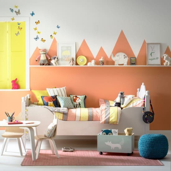 Kids room decor small room for kids for Decoration fenetre ikea