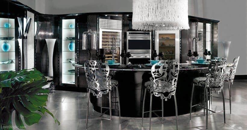 kitchen-decorating-ideas-black-kitchen-contemporary-kitchens-kitchen-interior-design-8