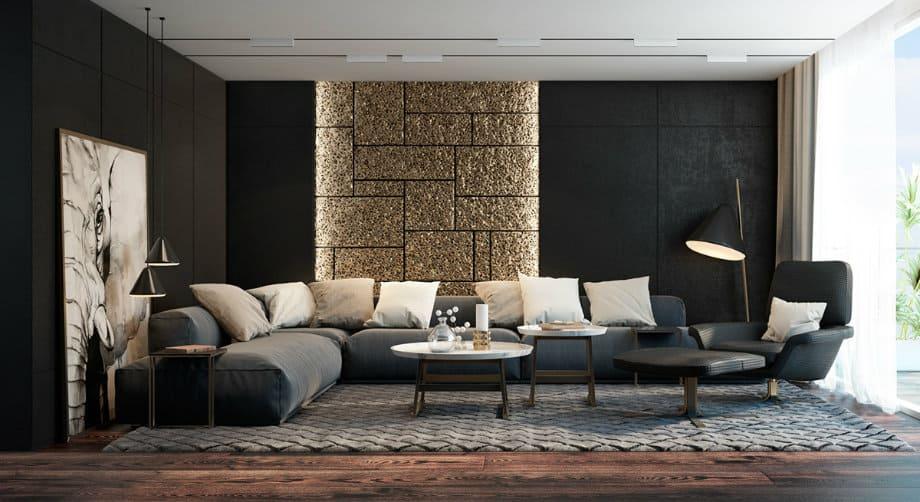 living room ideas black living room house interior