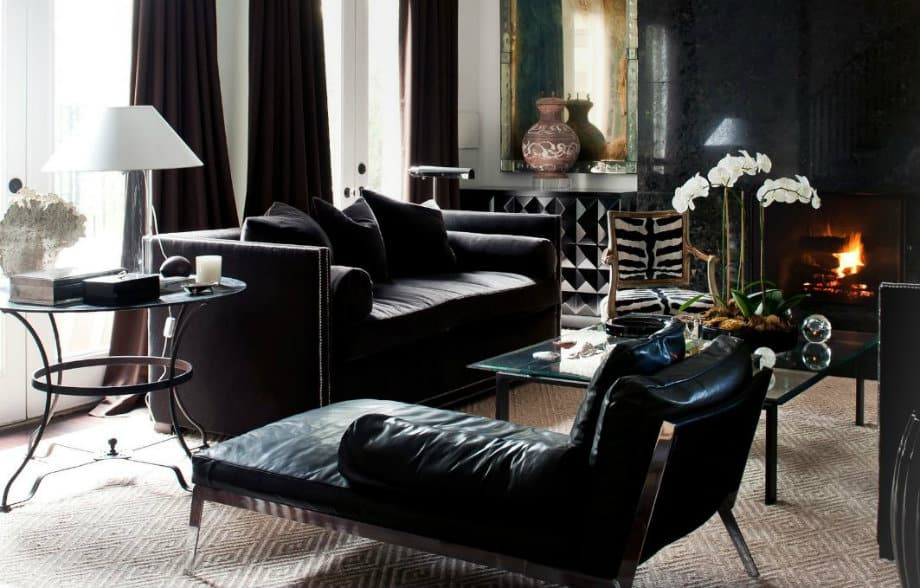 living room ideas black living room living room decor 6