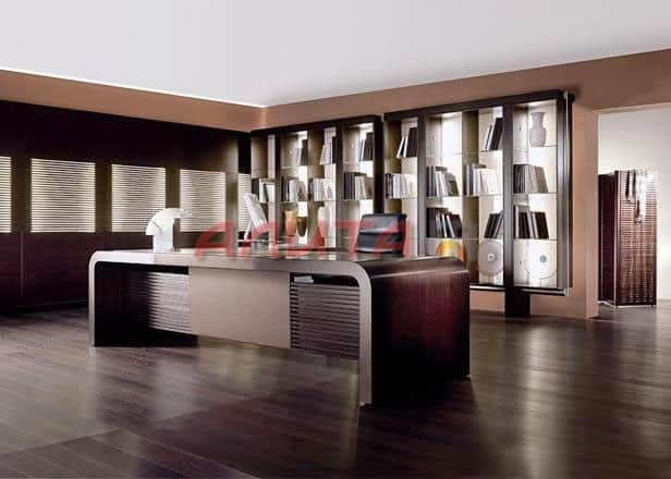Modern office design for Modern office decor ideas