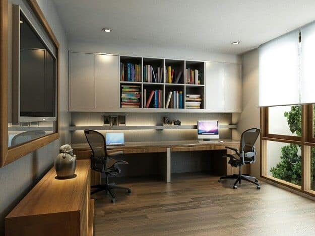 Interior Design Ideas For Home Office: Small Home Office Ideas