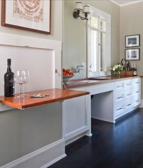 Small Kitchen Remodel Ideas For 2016: Small Kitchen: How To Visually Enlarge Space
